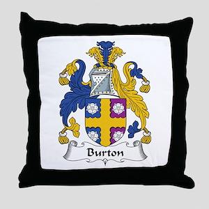 Burton Throw Pillow