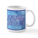 My Body Relects Mug Mugs