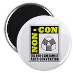 Non-Conformist Arts Convention Magnets