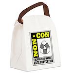 Non-Conformist Arts Convention Canvas Lunch Bag