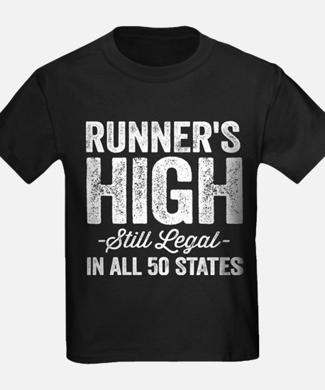 Runner's High. Still Legal. T