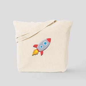 Rocket-Simple Tote Bag