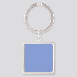 Solid Light Blue Keychains