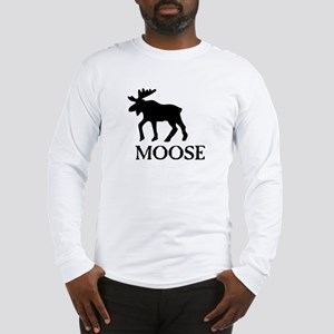Moose Long Sleeve T-Shirt