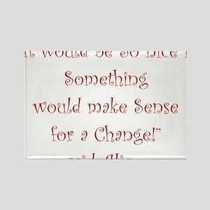 Making Sense For A Change Magnets
