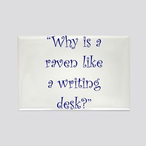 Why Is A Raven Like A Writing Desk? Magnets