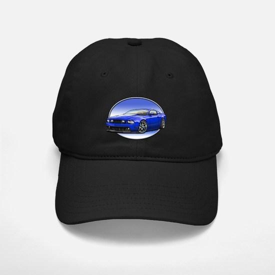 GT Stang Blue Baseball Hat