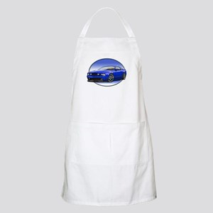 GT Stang Blue Apron