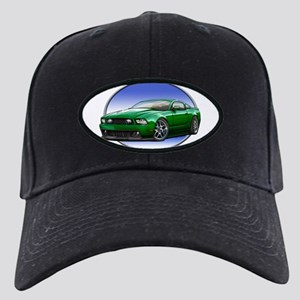 GT Stang Green Baseball Hat