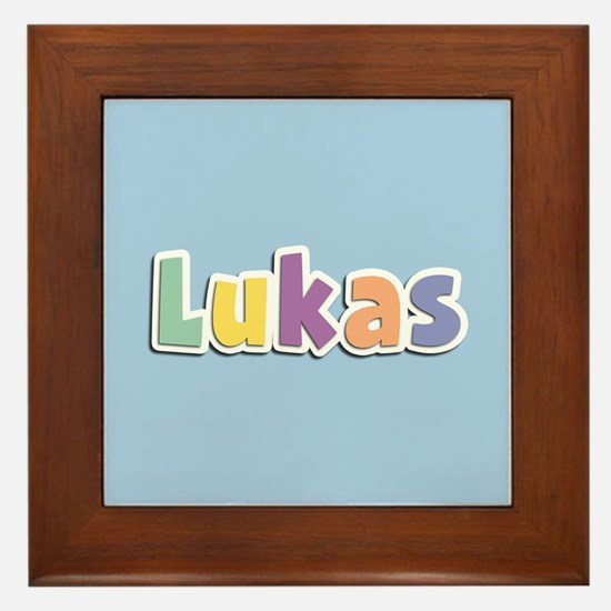 Lukas Spring14 Framed Tile
