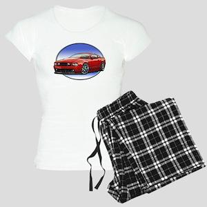GT Stang Red Pajamas