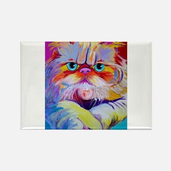 Cat #2 Magnets