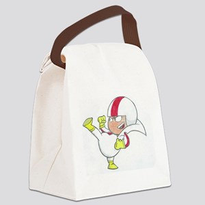 kick buttowski Canvas Lunch Bag