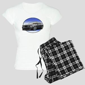 GT Stang Black Pajamas