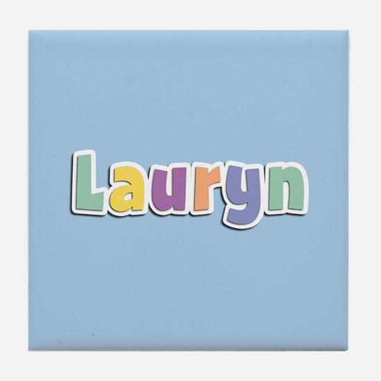 Lauryn Spring14 Tile Coaster