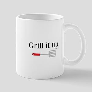 Grill it up Spatula Mugs
