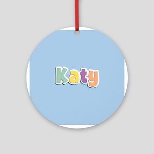 Katy Spring14 Ornament (Round)