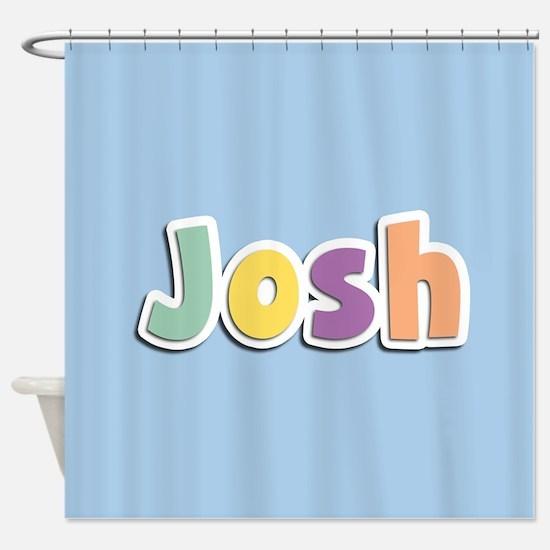 Josh Spring14 Shower Curtain