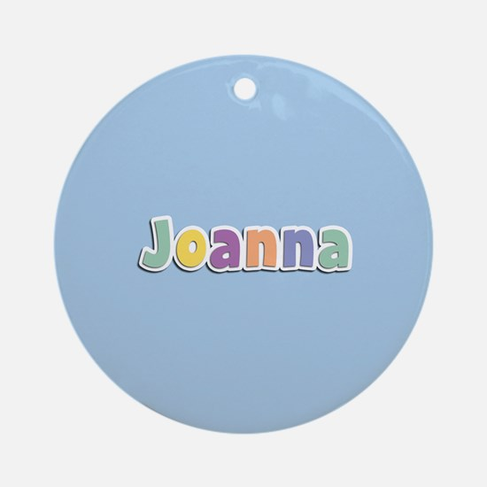 Joanna Spring14 Ornament (Round)