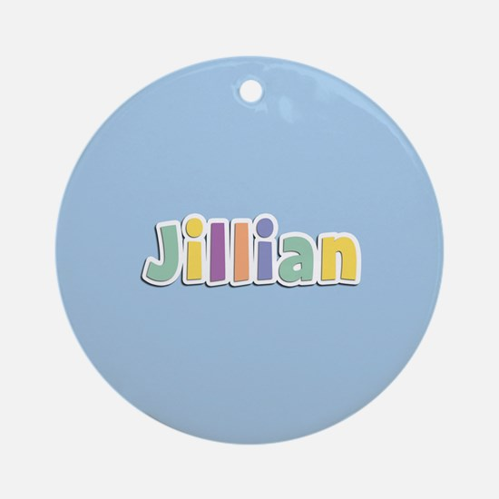 Jillian Spring14 Ornament (Round)