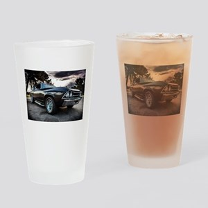 1969 Chevelle Drinking Glass