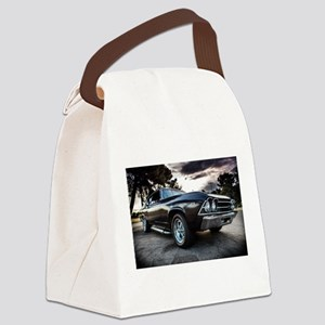 1969 Chevelle Canvas Lunch Bag
