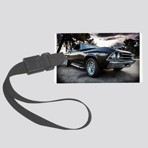 1969 Chevelle Luggage Tag