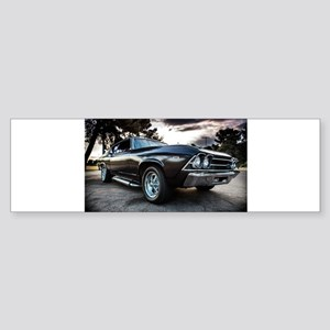 1969 Chevelle Bumper Sticker