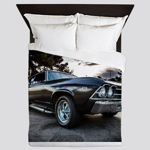 1969 Chevelle Queen Duvet