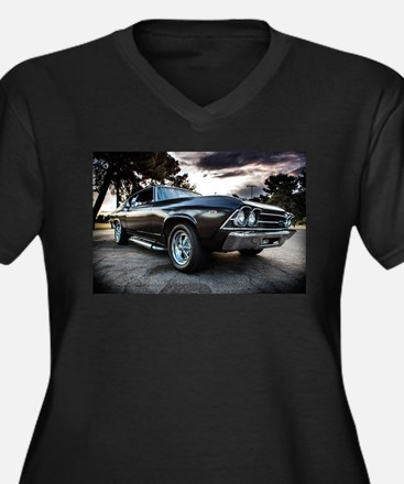 1969 Chevelle Plus Size T-Shirt