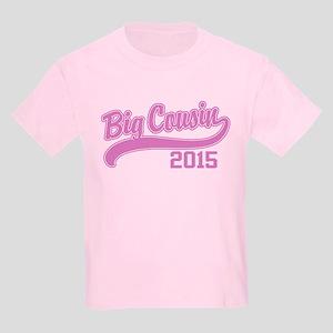 Big Cousin 2015 Kids Light T-Shirt