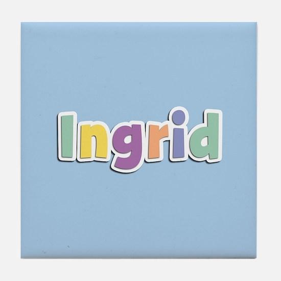 Ingrid Spring14 Tile Coaster