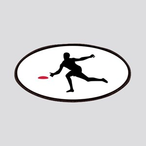 Discgolf player Patches
