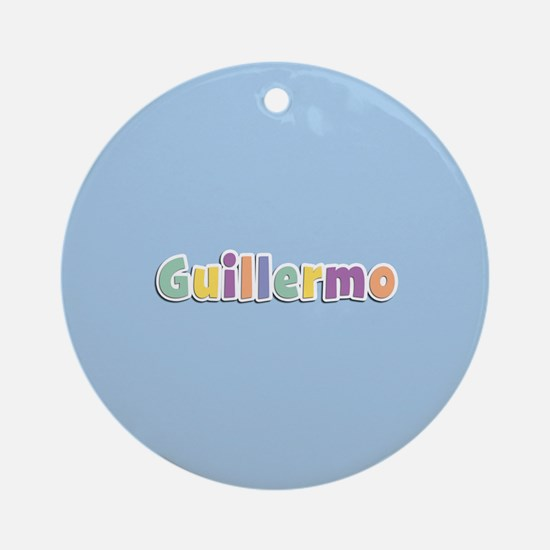 Guillermo Spring14 Ornament (Round)