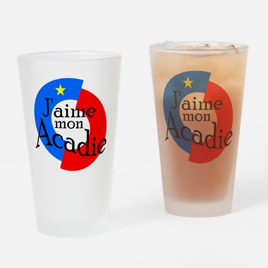 Acadie Drinking Glass