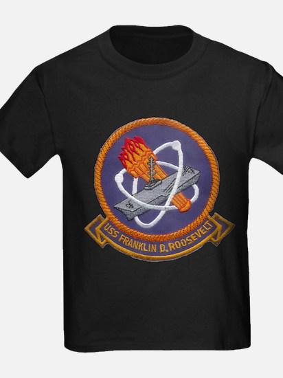 USS FRANKLIN D. ROOSEVELT T