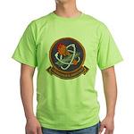 USS FRANKLIN D. ROOSEVELT Green T-Shirt