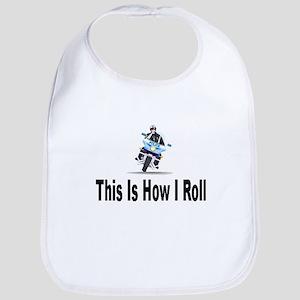 Police-How I Roll Bib