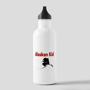 Alaskan born 2 Water Bottle