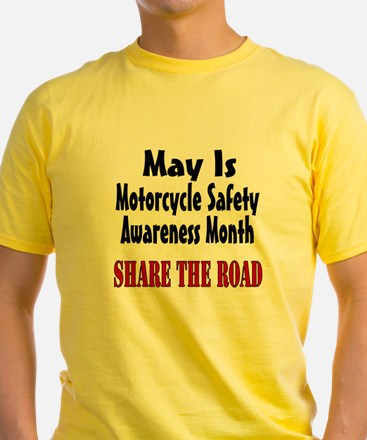 Unique Motorcycle safety T