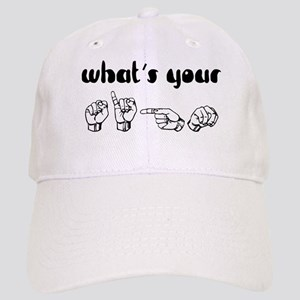 What's Your Sign Cap