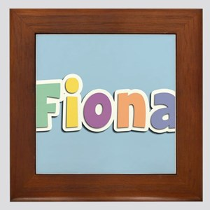 Fiona Spring14 Framed Tile