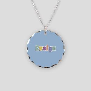 Evelyn Spring14 Necklace