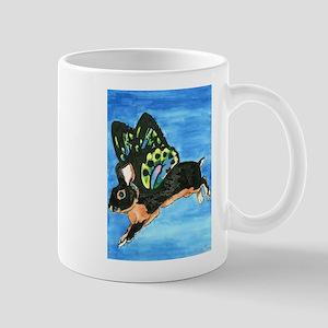 Daily Doodle 19 - Bunnyfly Mugs