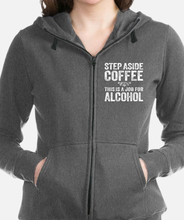 Step Aside Coffee. This Is A Job For Alcohol. Wome