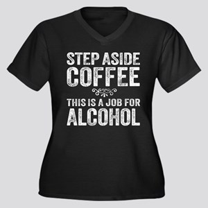 Step Aside Coffee. This Is A Job For Alcohol. Plus