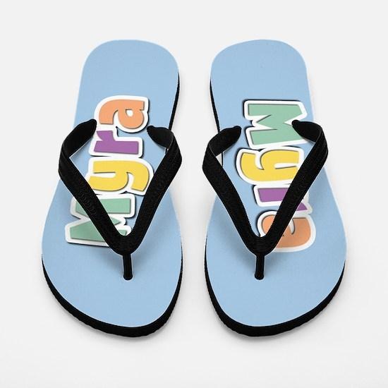 Myra Spring14 Flip Flops