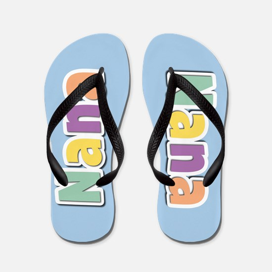 Nana Spring14 Flip Flops