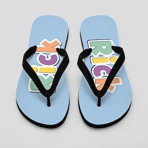 Rick Spring14 Flip Flops