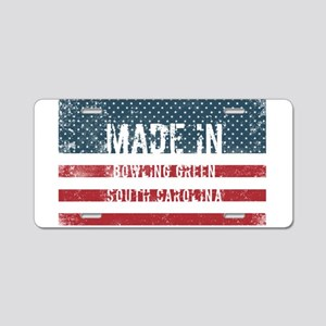 Made in Bowling Green, Sout Aluminum License Plate